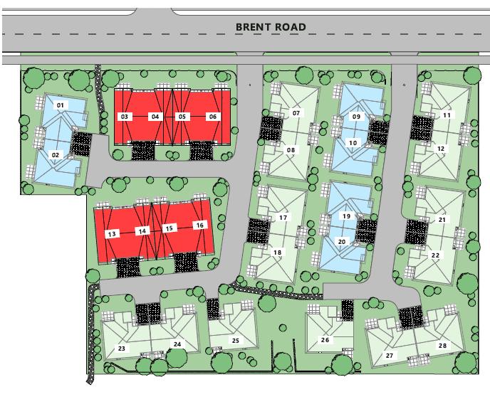 Stage Two Regency Park