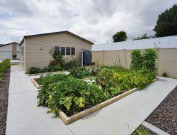 Roseland village garden